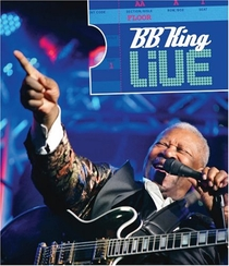 B.b. King - Live in Tennessee - Poster / Capa / Cartaz - Oficial 1