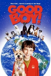 Um Cão do Outro Mundo - Poster / Capa / Cartaz - Oficial 1