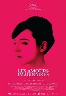 Amores Imaginários - Poster / Capa / Cartaz - Oficial 8