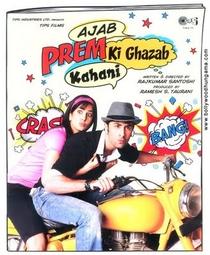 Ajab Prem Ki Ghazab Kahani - Poster / Capa / Cartaz - Oficial 1