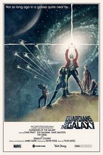Guardiões da Galáxia - Poster / Capa / Cartaz - Oficial 25