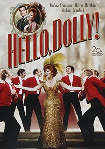 Alô, Dolly! - Poster / Capa / Cartaz - Oficial 6