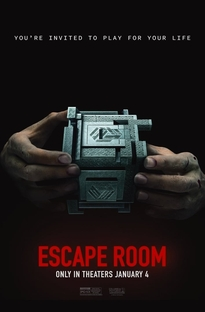 Escape Room - Poster / Capa / Cartaz - Oficial 5