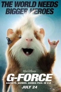 Força G - Poster / Capa / Cartaz - Oficial 7
