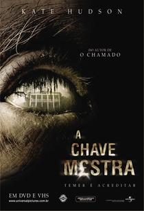 A Chave Mestra - Poster / Capa / Cartaz - Oficial 5