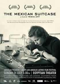 A Maleta Mexicana - Poster / Capa / Cartaz - Oficial 1