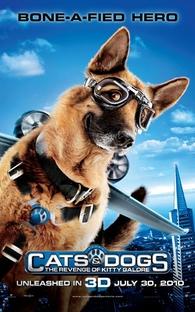 Como Cães e Gatos 2: A Vingança de Kitty Gallore - Poster / Capa / Cartaz - Oficial 5