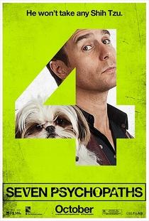 Sete Psicopatas e um Shih Tzu - Poster / Capa / Cartaz - Oficial 6