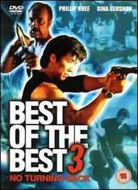 Best of the Best 3: No Turning Back  - Poster / Capa / Cartaz - Oficial 1