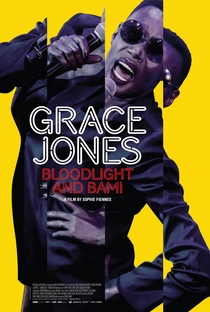 Grace Jones: Bloodlight and Bami - Poster / Capa / Cartaz - Oficial 1