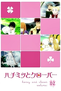 Honey & Clover (1ª Temporada) - Poster / Capa / Cartaz - Oficial 15