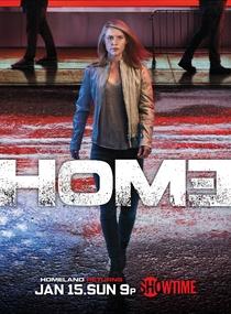 Homeland (6ª Temporada) - Poster / Capa / Cartaz - Oficial 1
