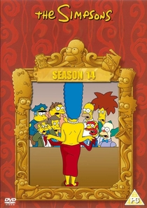 Os Simpsons (14ª Temporada) - Poster / Capa / Cartaz - Oficial 2