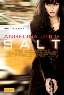 Salt - Poster / Capa / Cartaz - Oficial 5