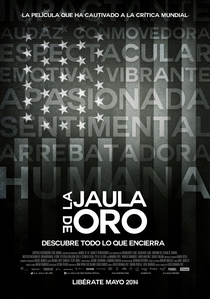A Jaula de Ouro  - Poster / Capa / Cartaz - Oficial 4