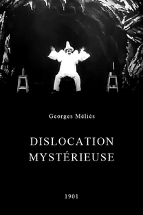 Dislocation Mystérieuse - Poster / Capa / Cartaz - Oficial 1