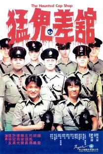 The Haunted Cop Shop - Poster / Capa / Cartaz - Oficial 1