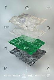 Toponimia - Poster / Capa / Cartaz - Oficial 1