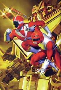 Kyuukyuu Sentai GoGoFive vs Gingaman - Poster / Capa / Cartaz - Oficial 1