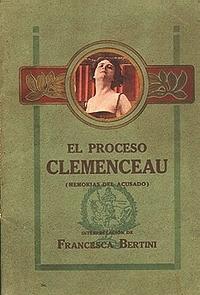 O Processo Clémenceau - Poster / Capa / Cartaz - Oficial 1
