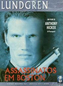 Assassinatos em Boston - Poster / Capa / Cartaz - Oficial 1