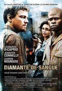 Diamante de Sangue - Poster / Capa / Cartaz - Oficial 1