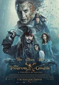 Piratas do Caribe: A Vingança de Salazar - Poster / Capa / Cartaz - Oficial 1