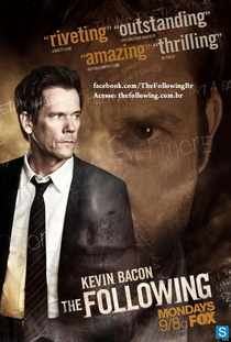 The Following (1ª Temporada) - Poster / Capa / Cartaz - Oficial 3