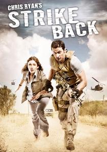 Strike Back (1ª temporada) - Poster / Capa / Cartaz - Oficial 1