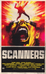 Scanners - Sua Mente Pode Destruir - Poster / Capa / Cartaz - Oficial 9