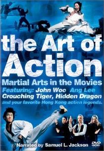 A Arte Marcial no Cinema - Poster / Capa / Cartaz - Oficial 1