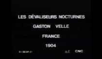 Dévaliseurs nocturnes - Poster / Capa / Cartaz - Oficial 1