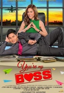 Você é meu chefe - Poster / Capa / Cartaz - Oficial 1
