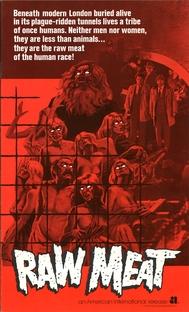 O Metrô da Morte - Poster / Capa / Cartaz - Oficial 5