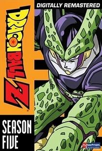 Dragon Ball Z (5ª Temporada) - Poster / Capa / Cartaz - Oficial 4