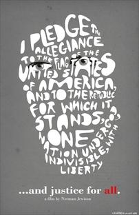Justiça Para Todos - Poster / Capa / Cartaz - Oficial 3