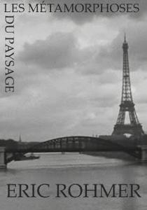 As Metamorfoses da Paisagem - Poster / Capa / Cartaz - Oficial 1