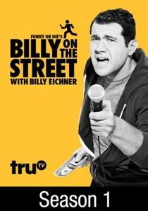 Billy on the Street (1ª Temporada) - Poster / Capa / Cartaz - Oficial 1