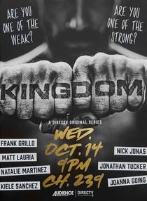 Kingdom (2ª Temporada) - Poster / Capa / Cartaz - Oficial 1
