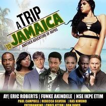 A Trip to Jamaica - Poster / Capa / Cartaz - Oficial 1