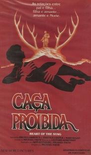 Caça Proibida - Poster / Capa / Cartaz - Oficial 1