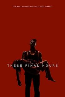 As Horas Finais - Poster / Capa / Cartaz - Oficial 9