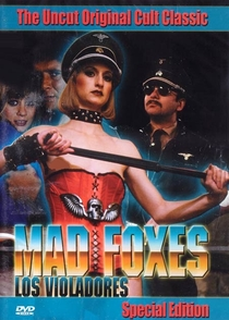Mad Foxes - Poster / Capa / Cartaz - Oficial 1