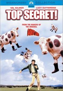 Top Secret! Super Confidencial  - Poster / Capa / Cartaz - Oficial 7