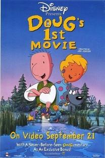 Doug - O Filme - Poster / Capa / Cartaz - Oficial 4