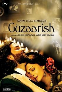 Guzaarish - Poster / Capa / Cartaz - Oficial 7