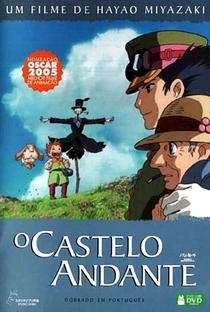 O Castelo Animado - Poster / Capa / Cartaz - Oficial 33