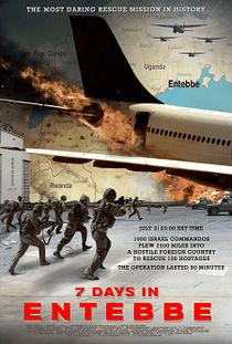 7 Dias em Entebbe - Poster / Capa / Cartaz - Oficial 6