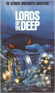 Lords of the Deep - Poster / Capa / Cartaz - Oficial 1