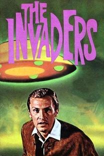 Os Invasores (1ª Temporada) - Poster / Capa / Cartaz - Oficial 1